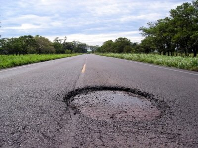 Lessons from a Pothole