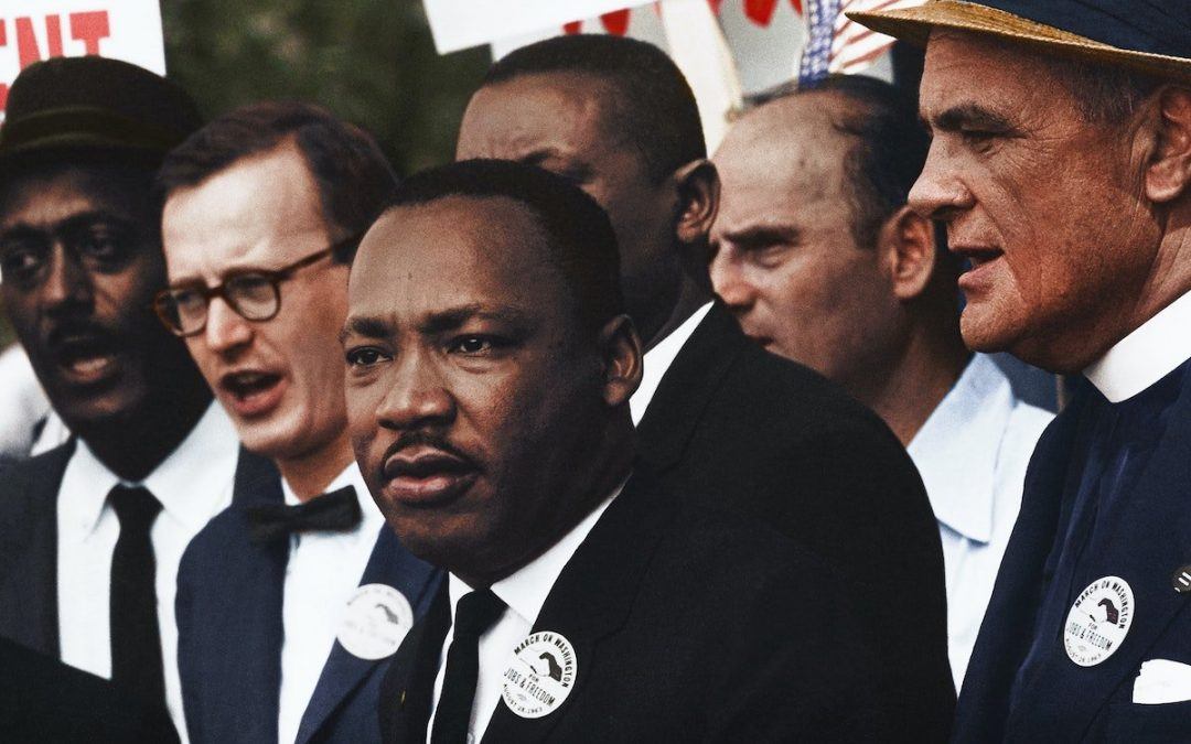 Being Vulnerable: Lessons from MLK