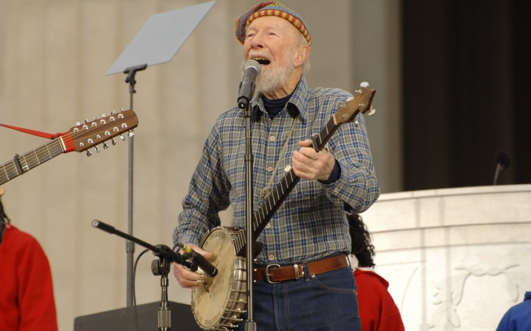 Why we need more Pete Seegers